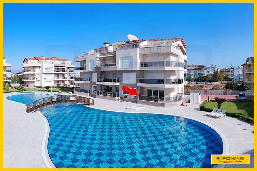 Properties in Alanya/Belek for sale Ripo code:1156-C1-P