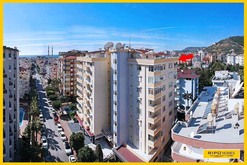 Properties in Alanya/Alanya for sale Ripo code:1324-39-P