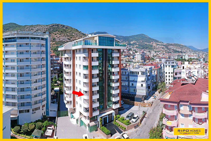 Properties in Alanya/Alanya for sale Ripo code:1328-13-P