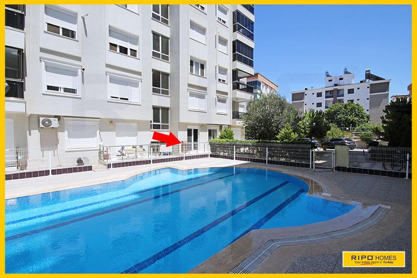 Properties in Alanya/Muratpasa / Antalya for sale Ripo code:1332-C1-P