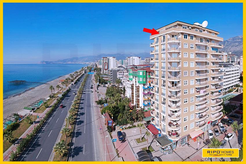 Properties in Alanya/Mahmutlar / Alanya for sale Ripo code:1290-A32-P